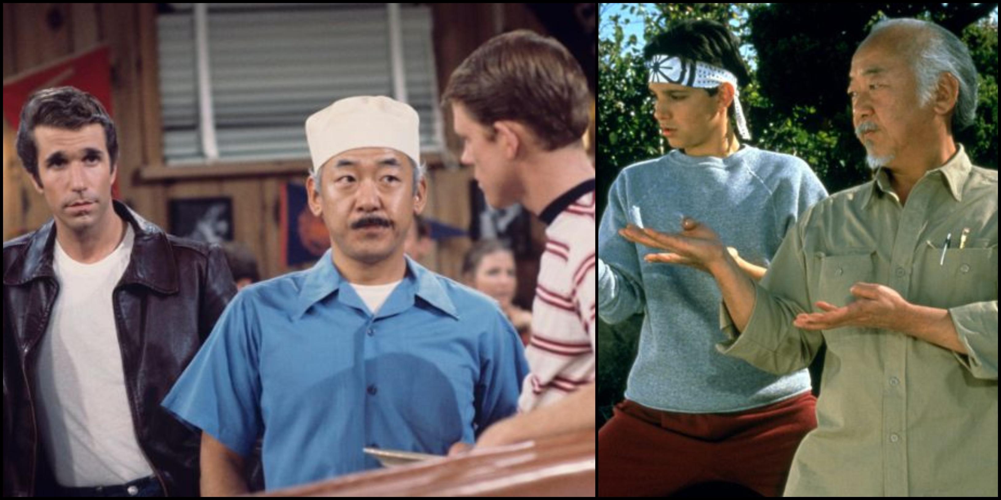 The Karate Kid, Pat Morita fu inizialmente scartato per il ruolo del Maestro Miyagi a causa di… Happy Days