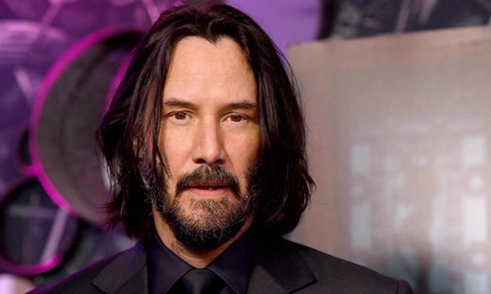 Keanu Reeves mette all'asta…15 minuti di tempo con lui per una causa importante