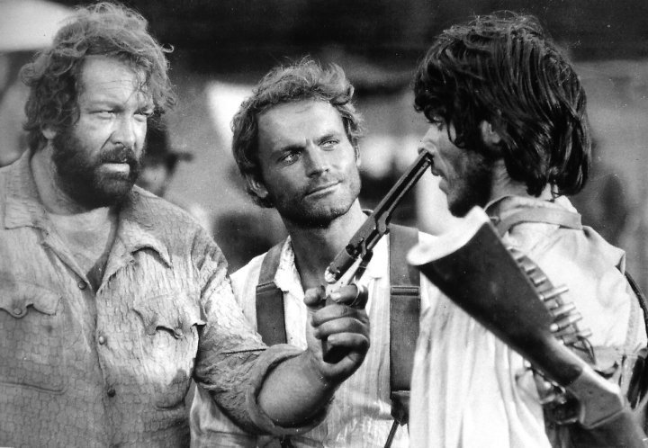 Bud Spencer e Terence Hill: quella serie tv mai realizzata