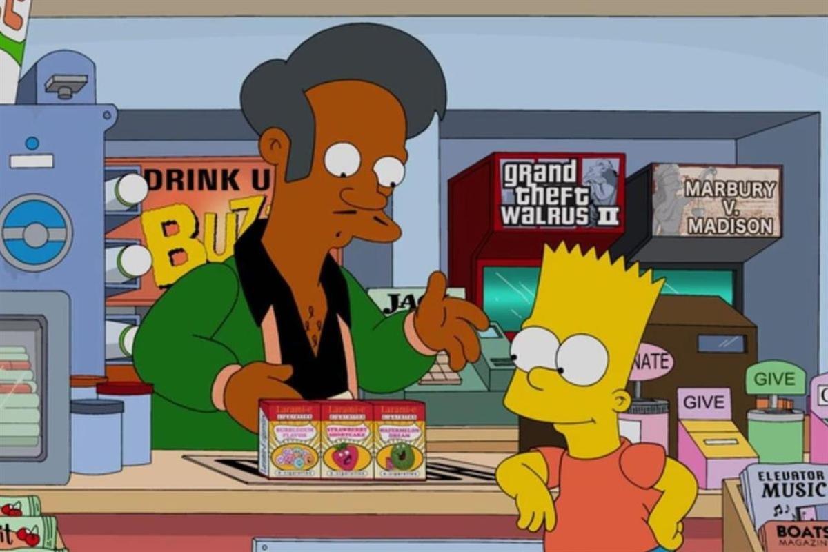 Simpson, gli attori bianchi non doppieranno più i personaggi di colore