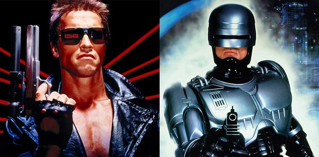 RoboCop, quando nel trailer venne messa la musica di Terminator e quel film crossover mai realizzato