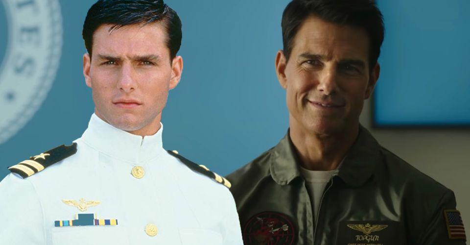 Qual è l'età di Maverick in Top Gun & Top Gun 2?
