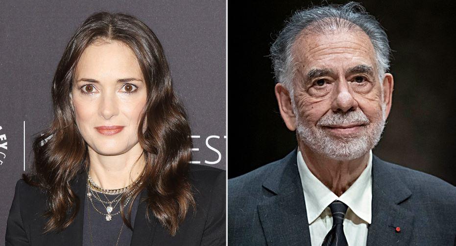 """Francis Ford Coppola nega gli abusi verbali contro Winona Ryder in Dracula: """"Non è quello che è accaduto"""""""
