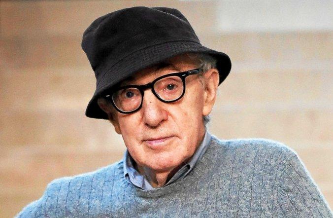 """Woody Allen: """"Non voglio fare film per i piccoli schermi, ho 84 anni e presto sarò morto…"""""""