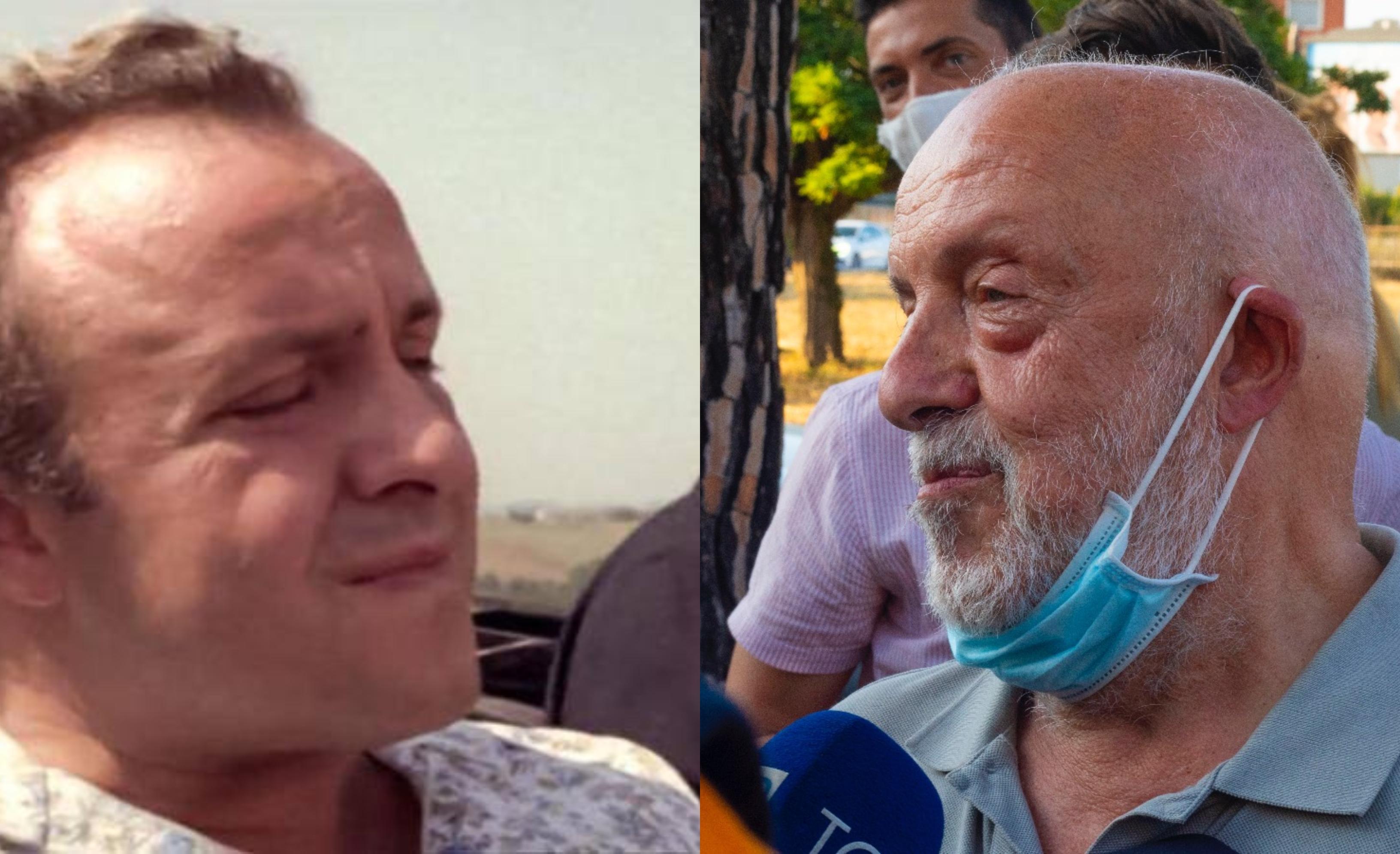 """Un Sacco Bello, Renato Scarpa: """"Abbiamo girato sulla Cassia Bis, c'era un caldo atroce. Le biro e le calze c'erano…"""""""