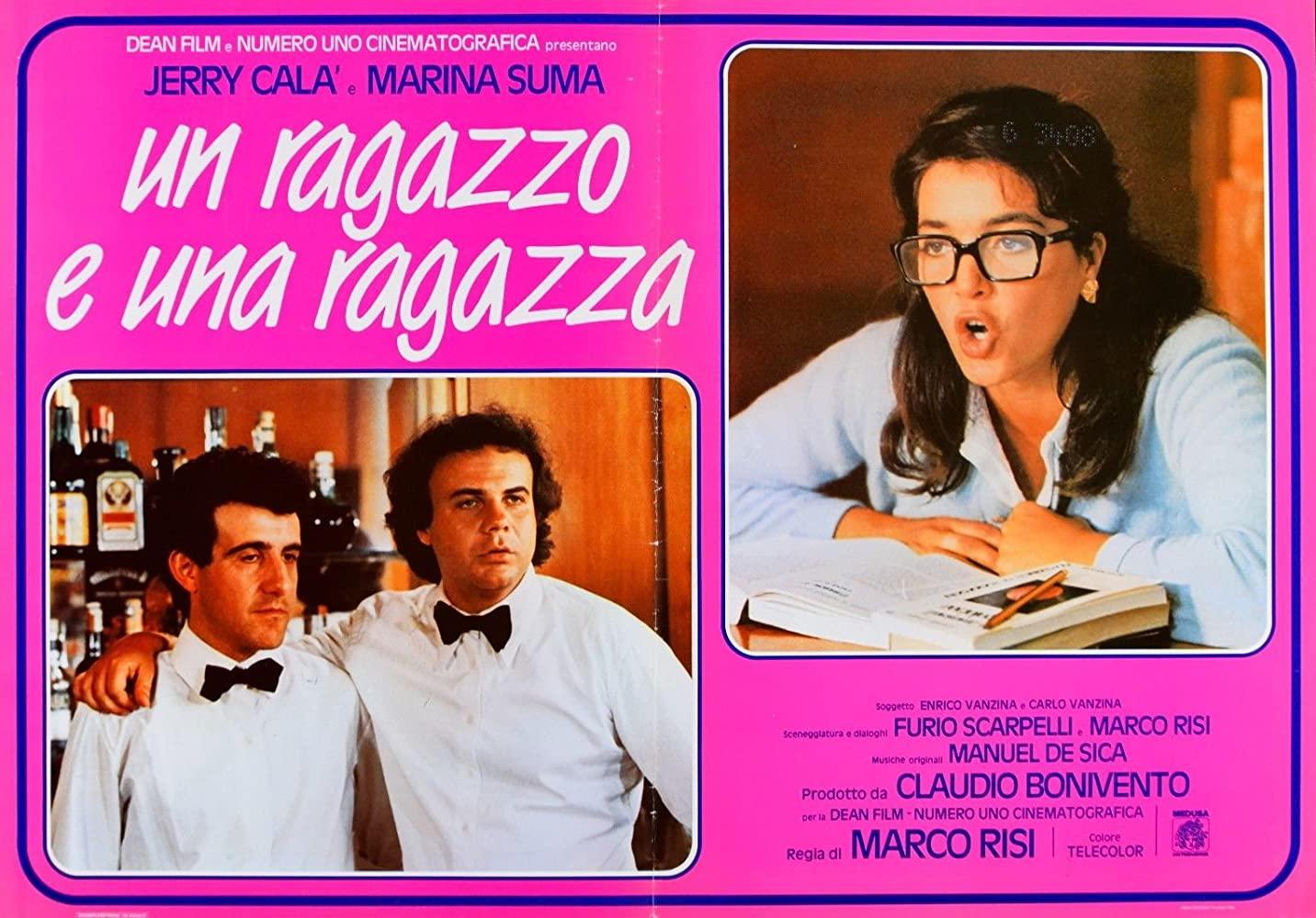 """Un ragazzo e una ragazza, Jerry Calà: """"Io e Marina piacevamo molto, e ci piacevamo un po' anche noi…"""