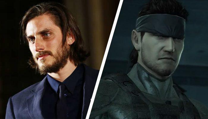 Metal Gear Solid, per l'ideatore Hideo Kojima Luca Marinelli sarebbe il perfetto Snake
