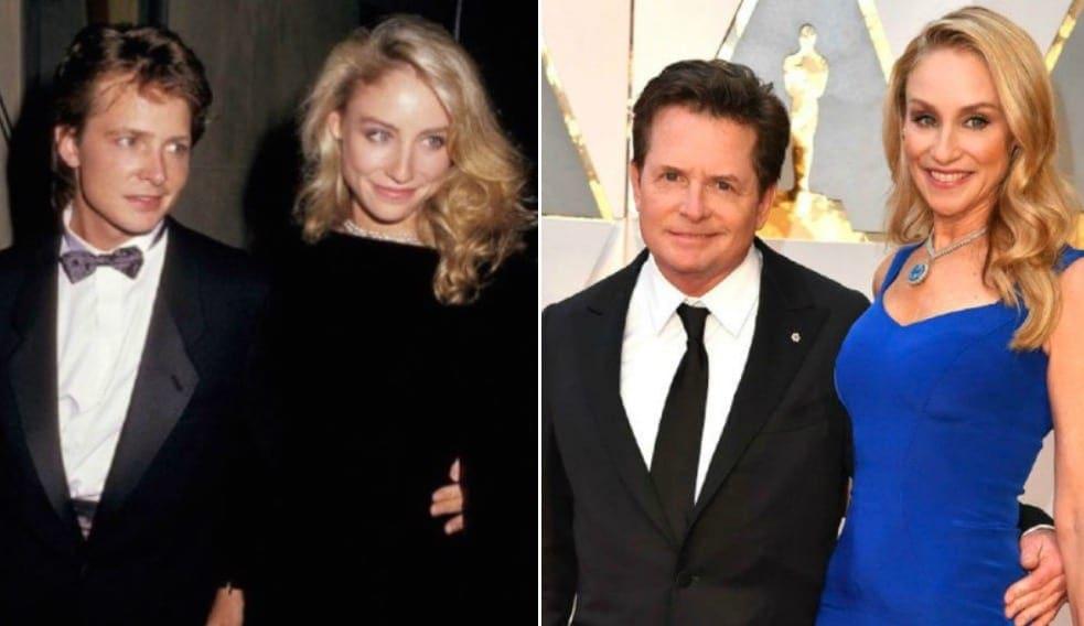 """Michael J.Fox festeggia 32 anni di matrimonio: """"Credo stia funzionando"""""""