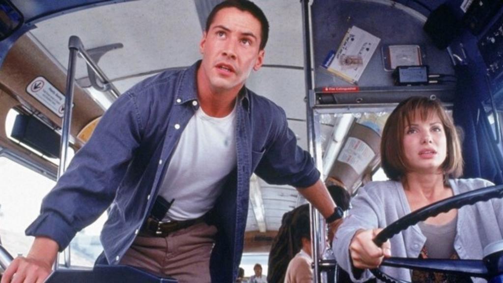 Speed: come fu realizzata la scena del salto del bus