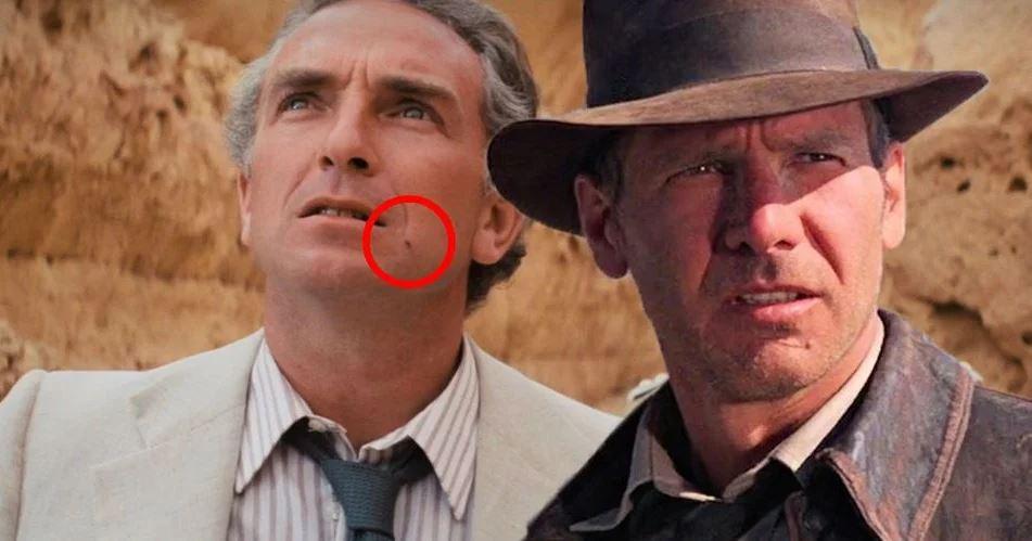 Indiana Jones e il mistero della mosca mangiata da Paul Freeman. Come sono andate davvero le cose?