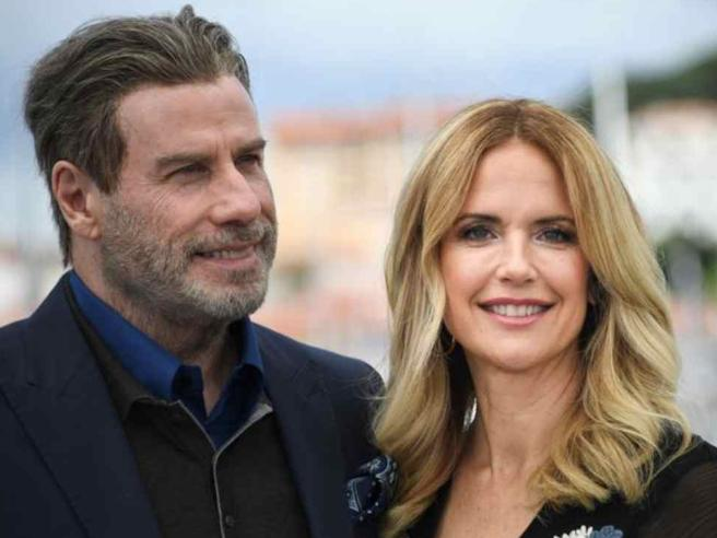 Dramma per John Travolta, morta la moglie Kelly Preston