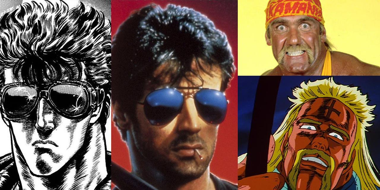 Kenshiro, da Stallone a Gesù: ecco chi ha ispirato i protagonisti della serie