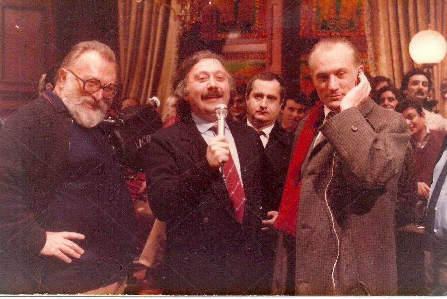 C'era una volta in America: quando Gianni Minà intervenne in diretta mentre De Niro recitava sul set