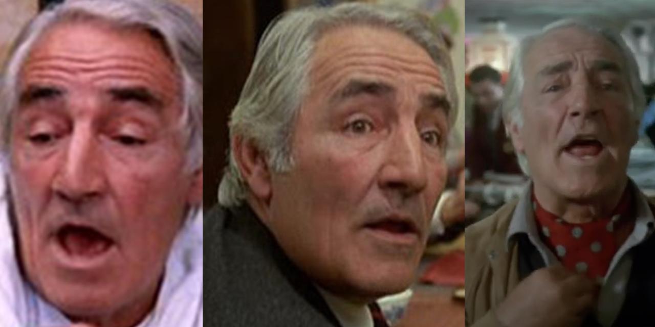 Luciano Bonanni: la storia dell'attore comparso praticamente ovunque