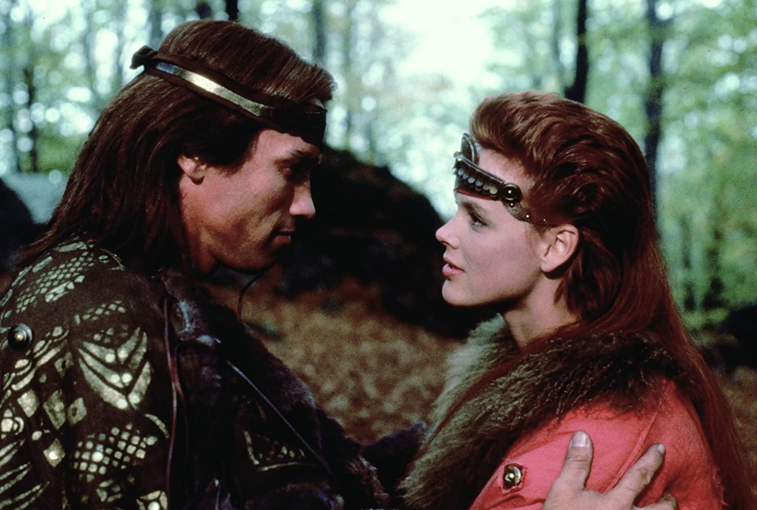 """Brigitte Nielsen amante di Schwarzenegger: """"Volevamo provare tutto a letto e lo abbiamo fatto. Non avevamo restrizioni"""""""