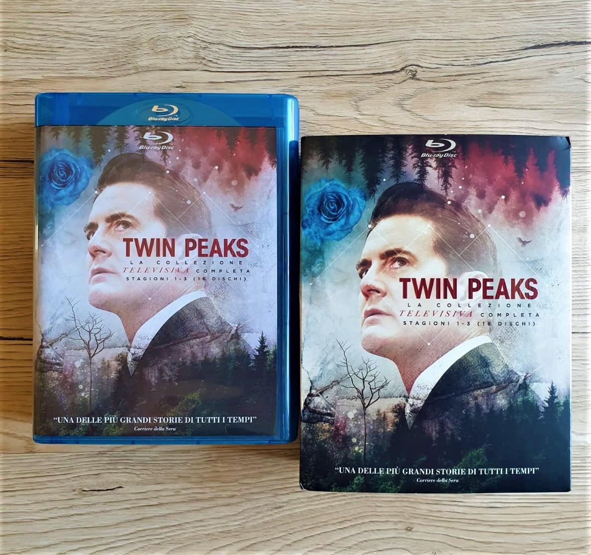 Twin Peaks, l'imperdibile cofanetto Blu-Ray con tutte e 3 le stagioni