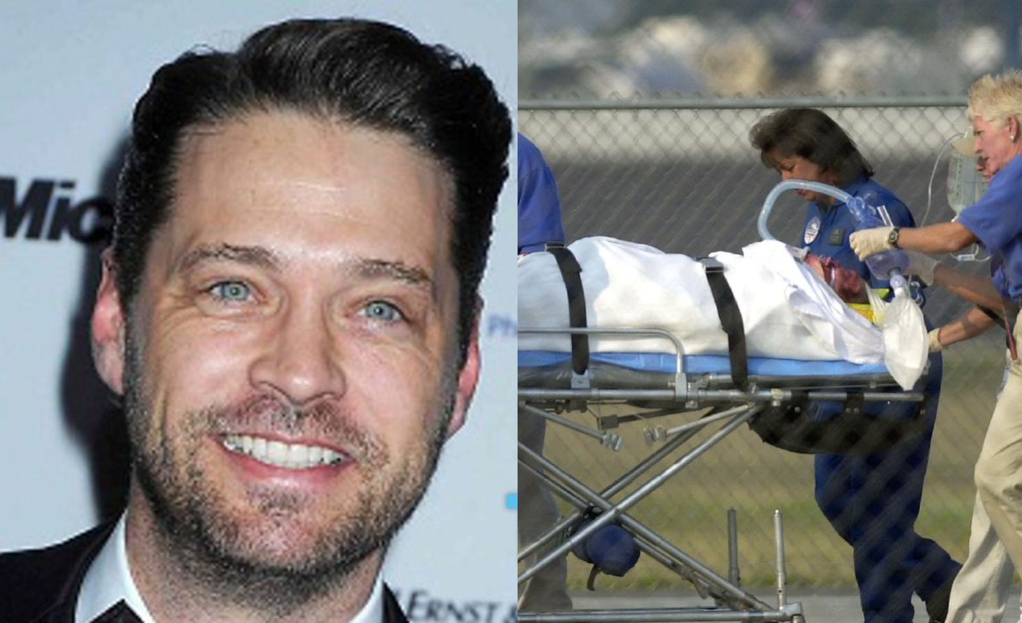 "Jason Priestley, lo spaventoso incidente del 2002 dove ""fu considerato morto per 45 secondi"""