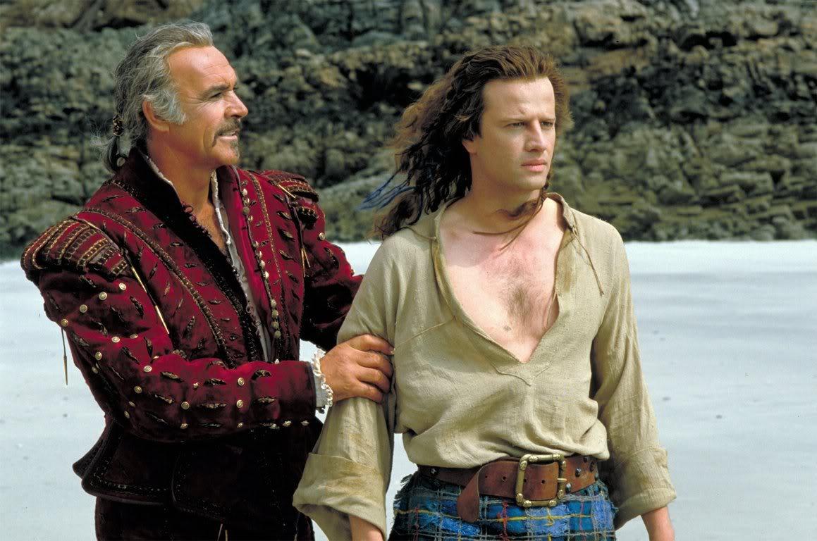 Highlander, le sbronze di Sean Connery in Scozia e lo 'scambio di ruoli' con Mel Gibson