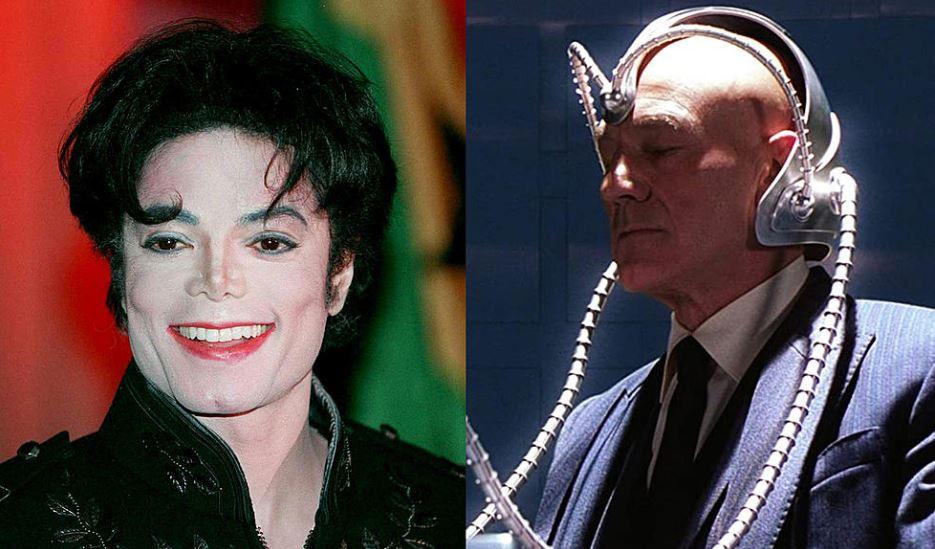Michael Jackson voleva interpretare Charles Xavier nel primo film degli X-Men