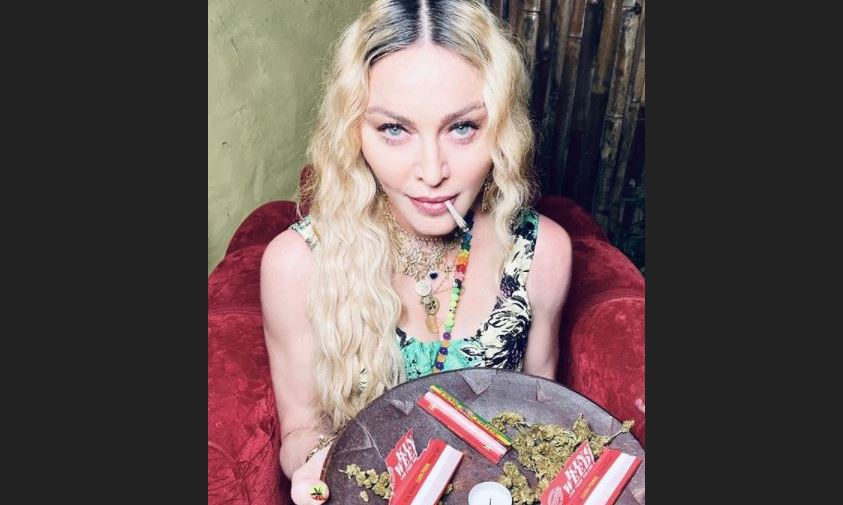 Madonna festeggia i suoi 62 anni in Giamaica a suon di… marijuana