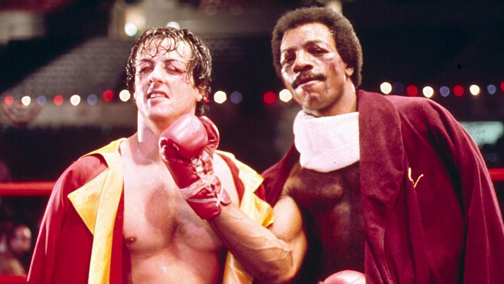 Rocky: le vere ferite di Stallone e il trauma al naso di Weathers nelle scene del combattimento finale
