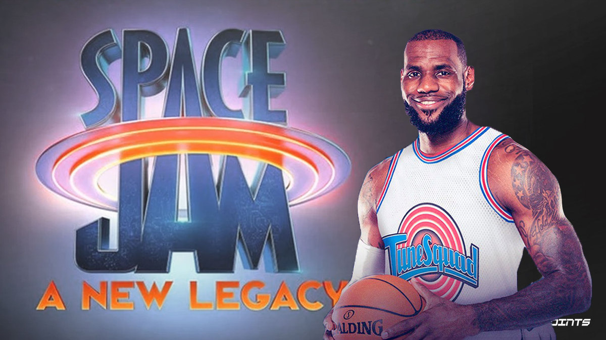 Space Jam 2: arriva il primo teaser trailer con LeBron James in divisa