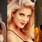Tori Spelling ha interpretato tutti i personaggi di Beverly Hills 90210 in un programma tv