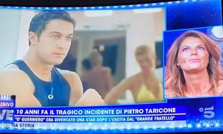 """Marina La Rosa: """"Pietro Taricone era una persona meravigliosa, tutti hanno un grandissimo ricordo di lui"""""""