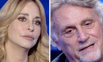"""Gf Vip, Roncato sull'ex moglie Stefania Orlando: """"La dignità non ha prezzo, non andrò in tv a litigare"""""""