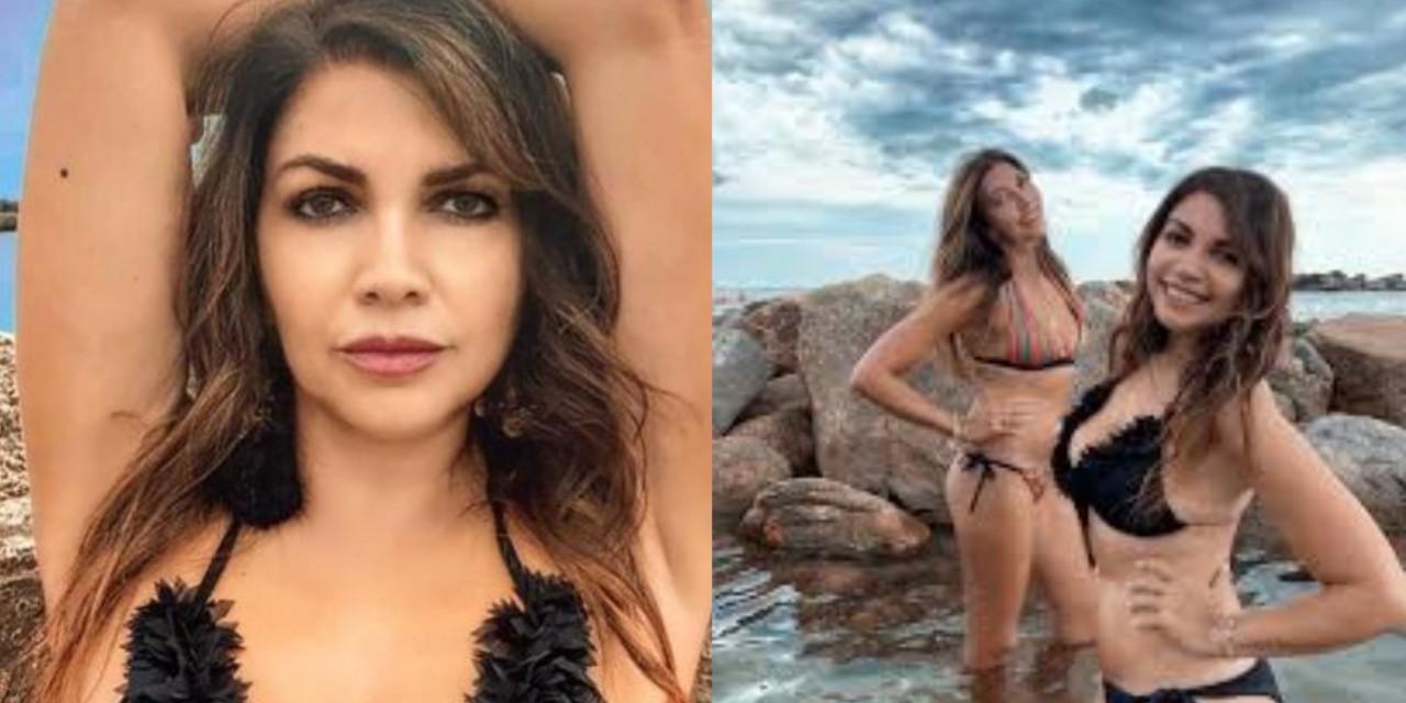 """Cristina D'avena sulla foto sexy: """"Nemmeno quando canto i puffi ottengo tanta attenzione, ho sempre amato mostrare la mia femminilità"""""""