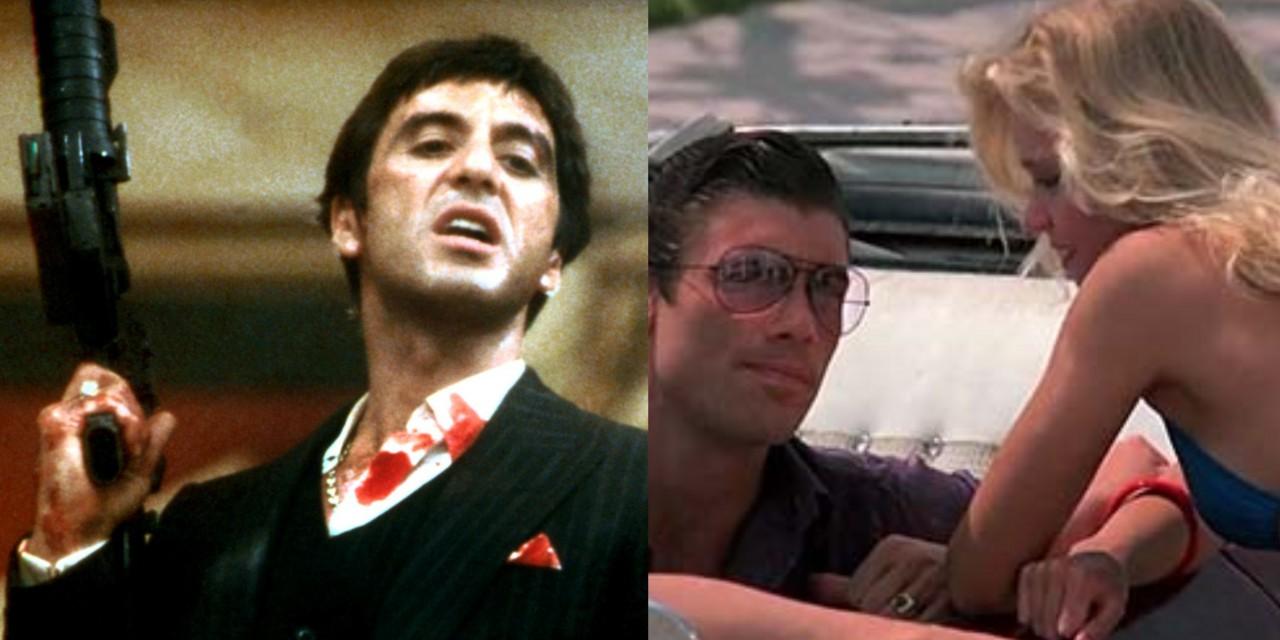 Scarface: un'attrice scomparve nel nulla poco mesi dopo l'uscita del film e le ustioni di Al Pacino