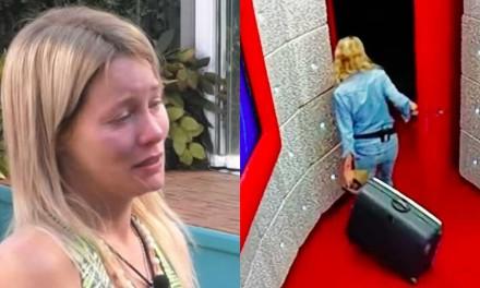 Flavia Vento abbandona il Grande Fratello Vip dopo 24 ore