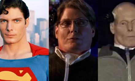Christopher Reeve e le sue ultime apparizioni in pubblico ed in televisione