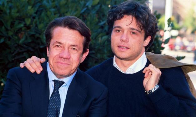 """Claudio Amendola sul padre Ferruccio: """"Quando si è ammalato, era triste vederlo stanco anche con le carte in mano"""""""