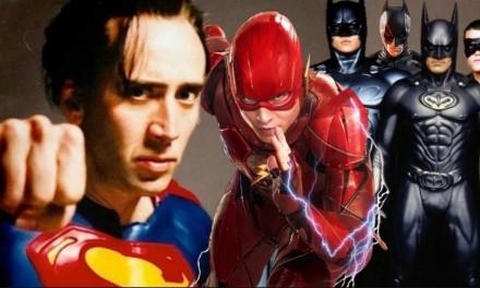 The Flash: Nicolas Cage potrebbe finalmente apparire nei panni di Superman