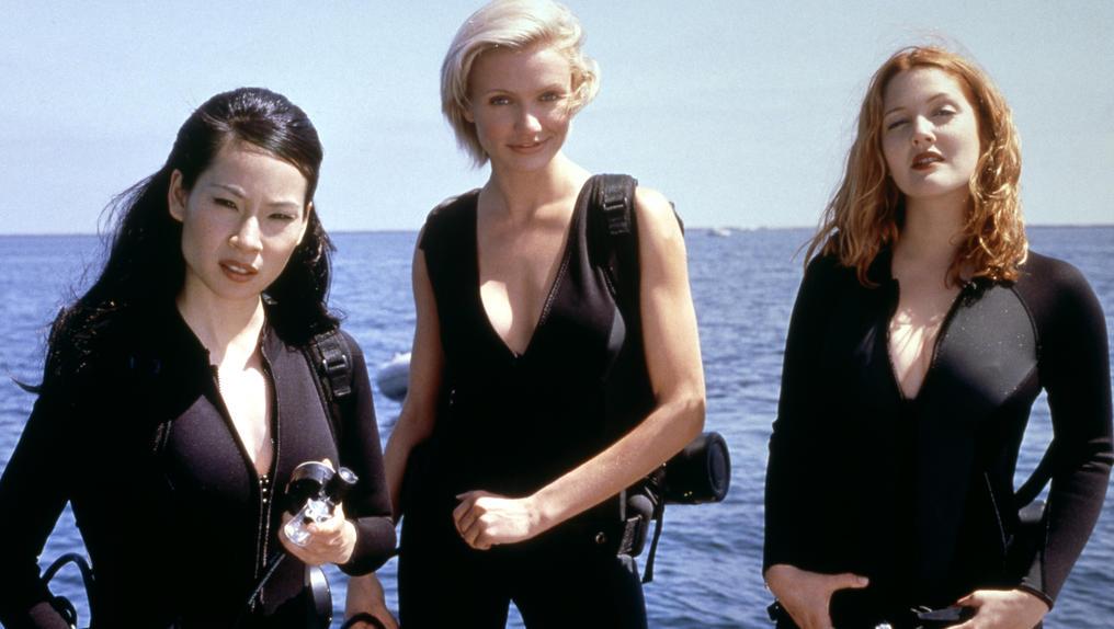 Charlie's Angels reunion: Drew Barrymore, Cameron Diaz e Lucy Liu di nuovo insieme