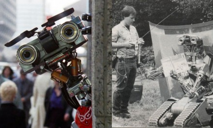 Corto Circuito: il terzo braccio nascosto di Johnny 5, come fu costruito, e i rimpianti di Steve Guttemberg
