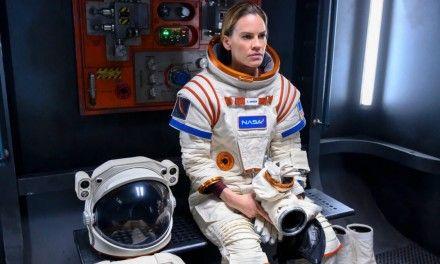 """Hilary Swank: """"Sono diventata claustrofobica facendo """"Away"""""""