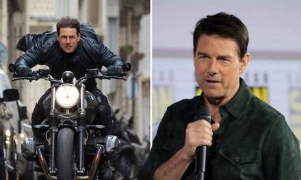Mission Impossible 7: il ritorno sul set con una nuova foto
