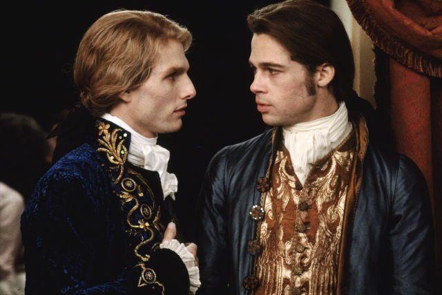 Intervista col vampiro, Brad Pitt odiò girare il film e Christian Slater donò il suo salario in onore di River Phoenix