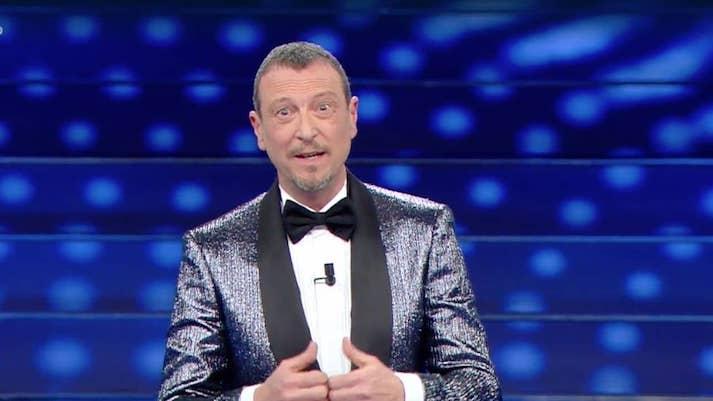 """Amadeus su Sanremo 2021: """"O si fa con il pubblico o nulla"""""""