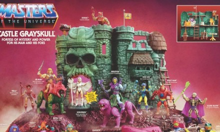 Masters of the Universe: il Castello di Grayskull torna con un nuovo bellissimo set!