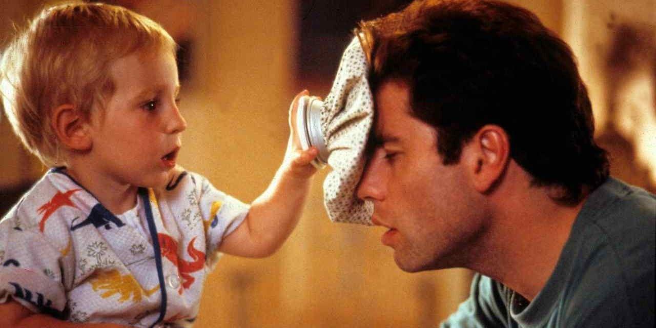 Senti chi parla: una scena importante fu modificata per John Travolta e che fine ha fatto Mickey?
