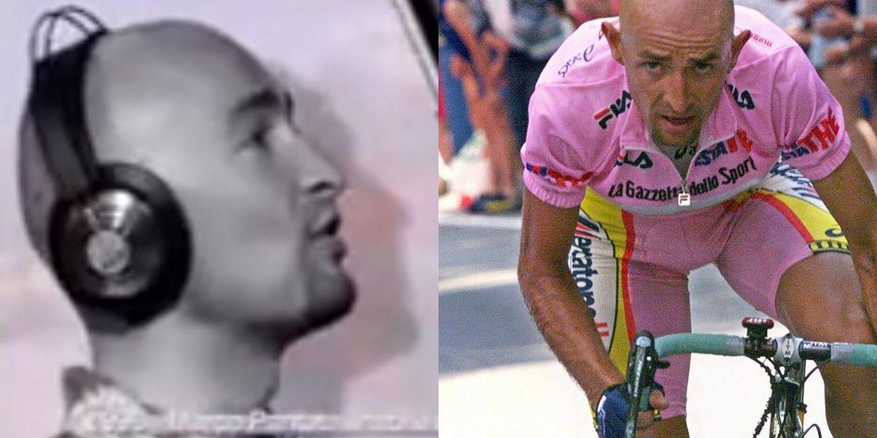Marco Pantani e quella canzone
