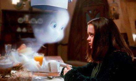 Casper, le palle da tennis al posto dei fantasmi, il cameo di Steven Spielberg e gli effetti speciali… più di Jurassic Park