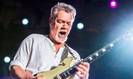 È morto Eddie van Halen, aveva 65 anni