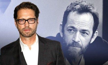 Luke Perry: l'omaggio commovente degli attori di Beverly Hills