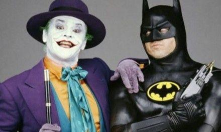 "Batman, Michael Keaton su Jack Nicholson: ""Mi rendeva nervoso stargli accanto"""