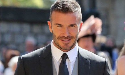 David Beckham firma con Netflix per una serie sulla sua vita