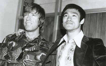 """Chuck Norris: """"Io e Bruce Lee grandi amici, per la scena del Colosseo mi fece ingrassare molti chili"""""""